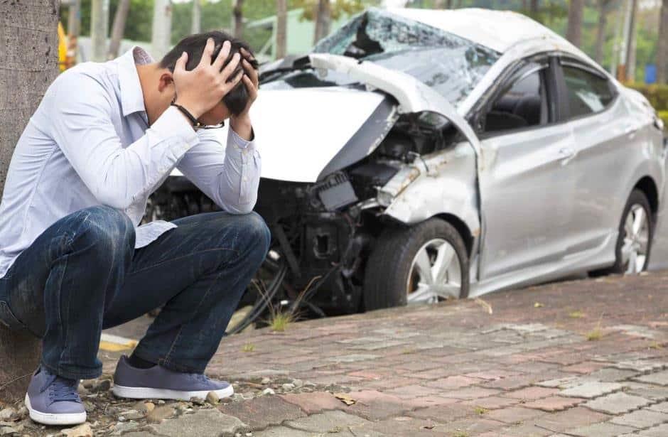 Destrucción Total por Accidente Auto